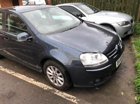 Volkswagen Golf 1.4 tsi auto dsg for Spares Or Repair