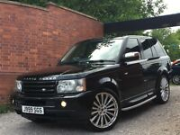 Land Rover Range Rover Sport 4.2 V8 Supercharged First Edition 5dr RARE ONLY 150 MADE