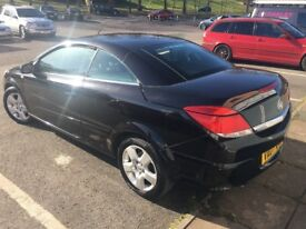 VAXHALL ASTRA TWIN TOP 1.6 PETROL CONVERTIBLE