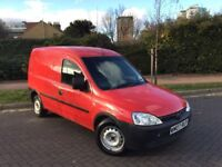 2007 VAUXHALL COMBO 1.3 CDTI VAN DRIVES SUPERB ONE OWNER