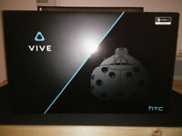 HTC Vive, Boxed with all standard accessories