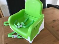 Munchkin Booster seat/high chair