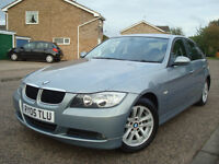 BMW 320D Special Edition,6 Speed Diesel,3 FORMER KEEPER FROM NEW,SPORT BLACK INTERIOR,PARKING SENSOR
