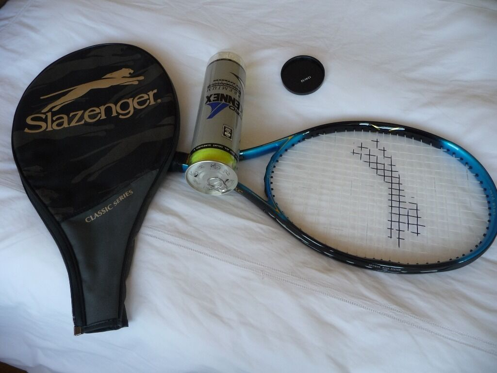 Slazenger Tennis Rackets Slazenger Tennis Racket Cover