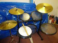 Flats Arbiter Drum Set