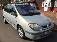Renault Scenic Automatic Silver