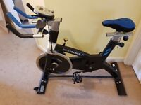 Roger Black aerobic exercise bike