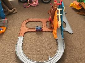 Train play sets