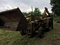 jcb 3c 1966 used condition all working