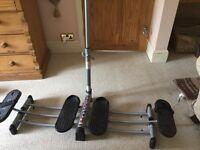 Leg Master - Fantastic Exercise Machine
