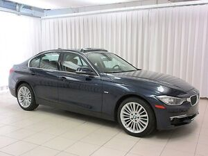 2013 BMW 3 Series 328i x-DRIVE LUXURY LINE w/ NAVIGATION, BLIND