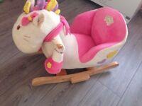 USED Babylo Rocking Pony