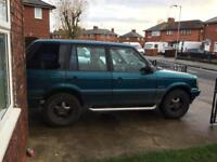 For sale or swap for a discovery td5/v8