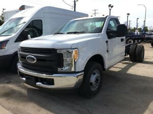"2017 Ford F350 4x2 - Chassis Regular Cab DRW XL - 169"" WB"