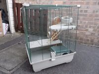Rat Extra Large Cage Chinchilla Gerbil Rodents Hamster Animals Mouse