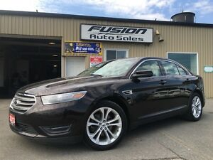 2013 Ford Taurus SEL-LEATHER-SUNROOF-REMOTE START-1 OWNER
