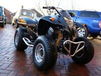 Quadzilla 250e Quadbike road leagal