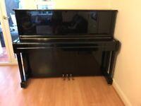Yamaha P121N/U1 upright piano c2006