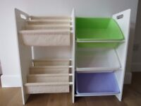 GLTc Sling Bookcase and Storage Unit