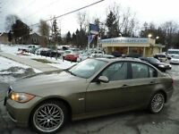 2006 BMW 325 Xi ALL WHEEL DRIVE