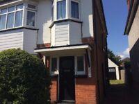 One bedroom ground floor garden flat to rent in Ensbury Park (unfurnished)