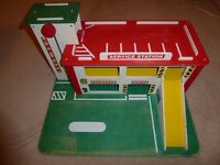 Large, Solid Toy Garage - Multi-storey, Model Jt14 by Joytoys