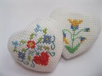 Cross Stitch Workshop at Forty Hall in Enfield, EN2 9HA