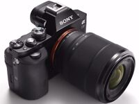 NEW Sony Alpha A7 with Kit lens Full Frame ILCE7KB.CE Camera w/ 28-70mm Lens
