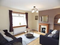 1 bedroom fully furnished main door lower villa on South Gyle Mains, South Gyle Edinburgh