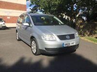 Volkswagen touran only £1395