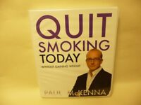 Help to Quit Smoking with Paul McKenna 4 CD pack