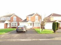 Four Bedroom Property on Goldcrest Road, Cinderhill