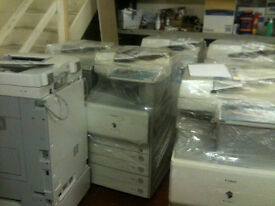 10x canon copiers, in excellent condition and working order with low mileage , internet facilities
