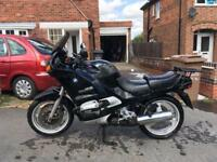 BMW R1100rs - Long MOT - Heated Grips - Full Luggage