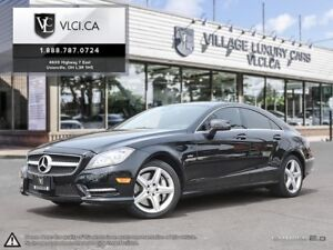 2012 Mercedes-Benz CLS-Class **LOADED**AWD**
