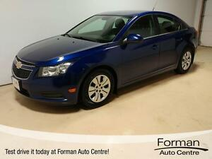 2013 Chevrolet Cruze LT Turbo - Remote Start - Easy to finance!