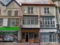 **Freehold Commercial Property** For Sale Leicester City Centre