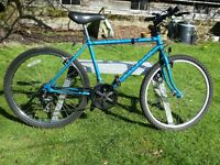 Raleigh Alaska 21 speed 18 inch mountain bike