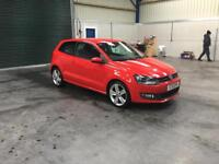 2011 vw polo sel 1.6tdi 3dr 1owner fsh pristine guaranteed cheapest in country
