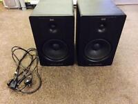 M-Audio BX8 d2 Studio Monitors (Pair)