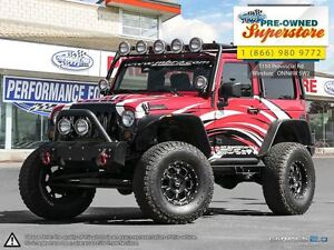 2009 Jeep Wrangler Rubicon***SUPERCHARGED, 1 OF A KIND***