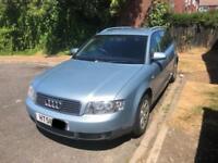 Audi A4 Avant 1.9 TDI 5dr Blue