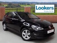 Volkswagen Golf MATCH EDITION TSI BMT (black) 2016-11-30