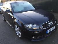 Audi A3 2.0 D automatic new mot