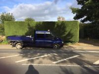FOR SALE Ford Transit 2002 Side and Rear Tipper