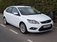 2009 59 Ford Focus 1.6 Zetec, only 59,000 miles, new MOT & Service, Alloys, Air Conditioning, Rem...