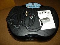 USED (BTM) Vibration OSCILLATING Plate Massager