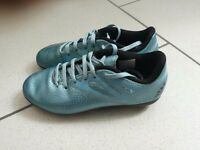 Size 2 adidas football boots