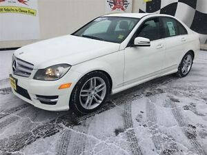 2012 Mercedes-Benz C-Class C250, Automatic, Leather, AWD