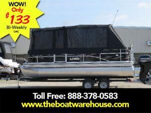 2017 Lowe Boats SS210 Mercury 115HP Trailer Full Enclosure Tri-.